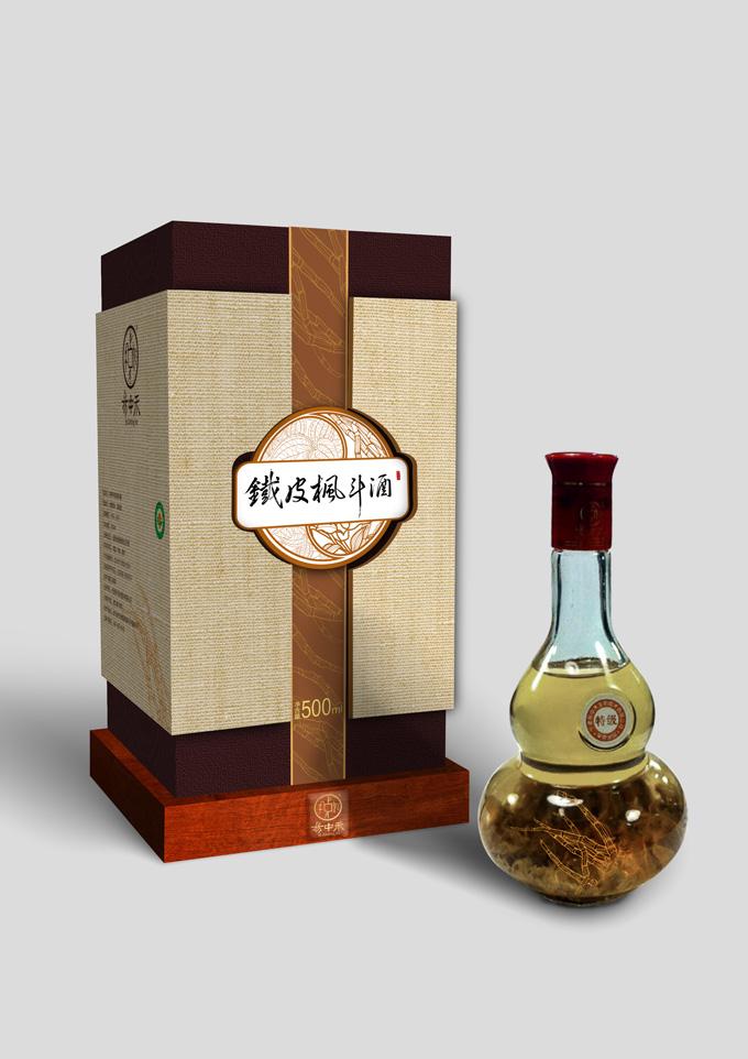 易中禾铁皮枫斗酒